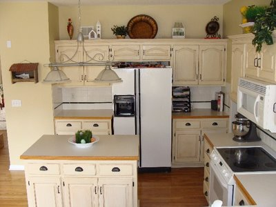 cabinet refinishing - Kitchen Cabinet Restoration